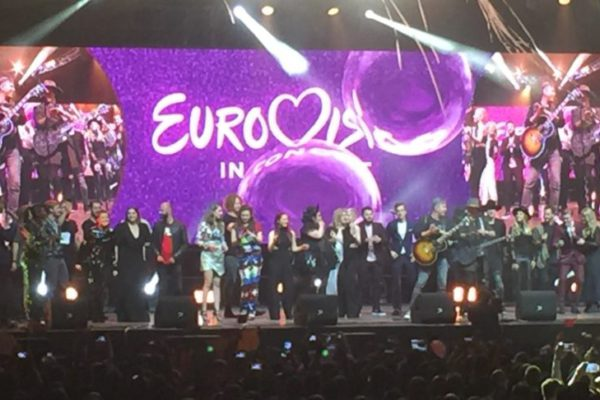 Eurovision in Concert 2018, Amsterdam