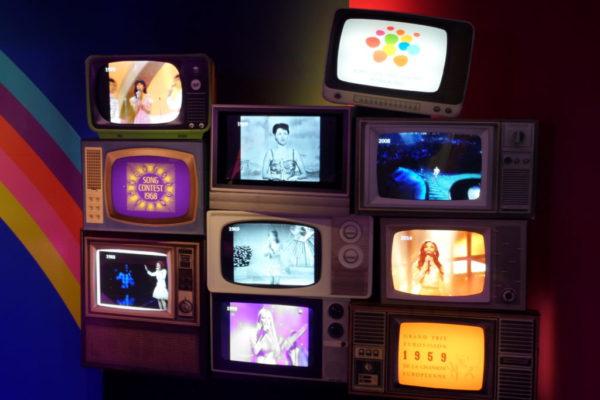 ESC Sonderausstellung im ABBA Museum, Stockholm