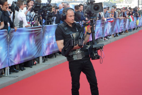 ESC 2016 Red Carpet, Stockholm