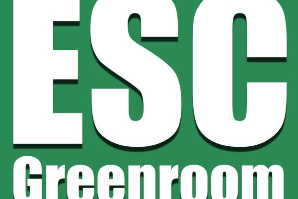ESC Greenroom Logo 2019