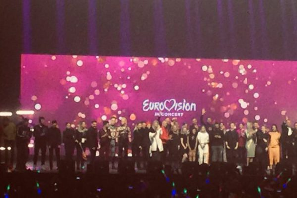 Eurovision in Concert 2019, Amsterdam