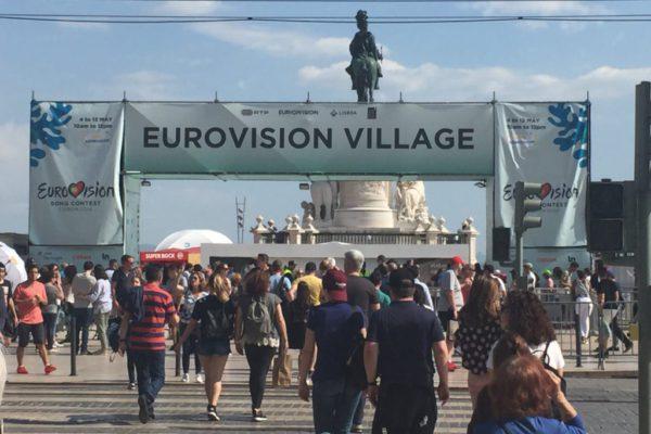 Eurovision Village 2018, Lissabon