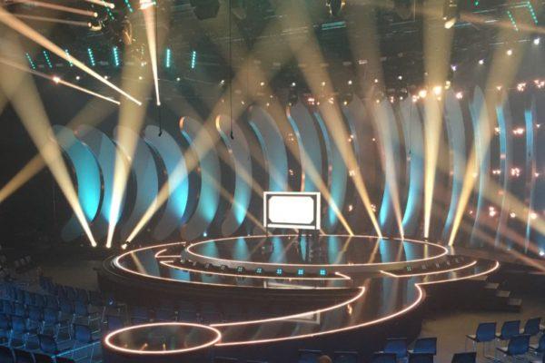 Showbühne Unser Lied für Lissabon 2018