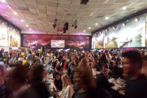 ESC 2015 Pressezentrum vor dem Finale